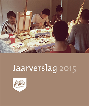 Spankracht Foundation Jaarverslag 2015