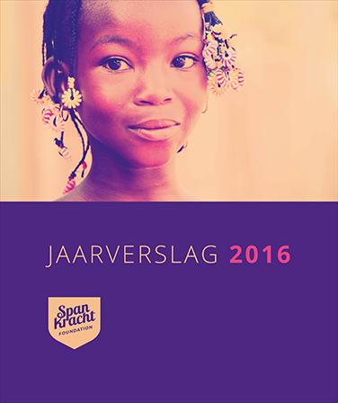 Spankracht Foundation Jaarverslag 2016