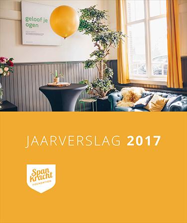 Spankracht Foundation Jaarverslag 2017